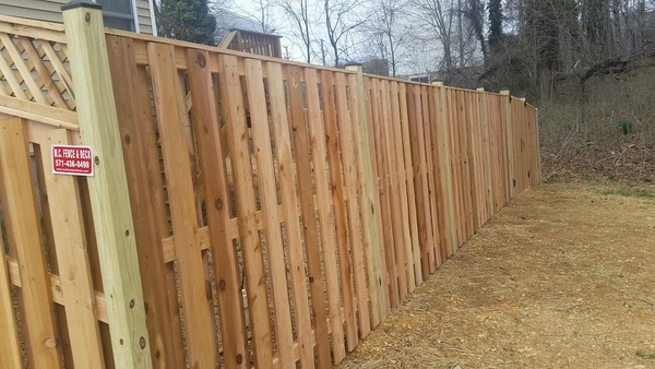 Different types of fences that you can use best home for Types of fences